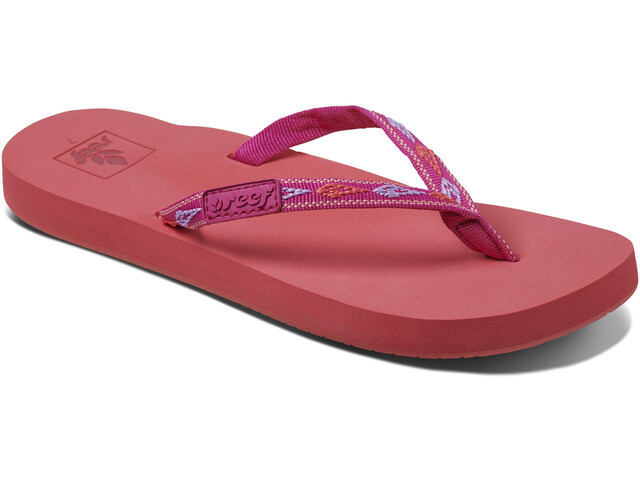 Reef Ginger Claquettes Femme, tropical sunset